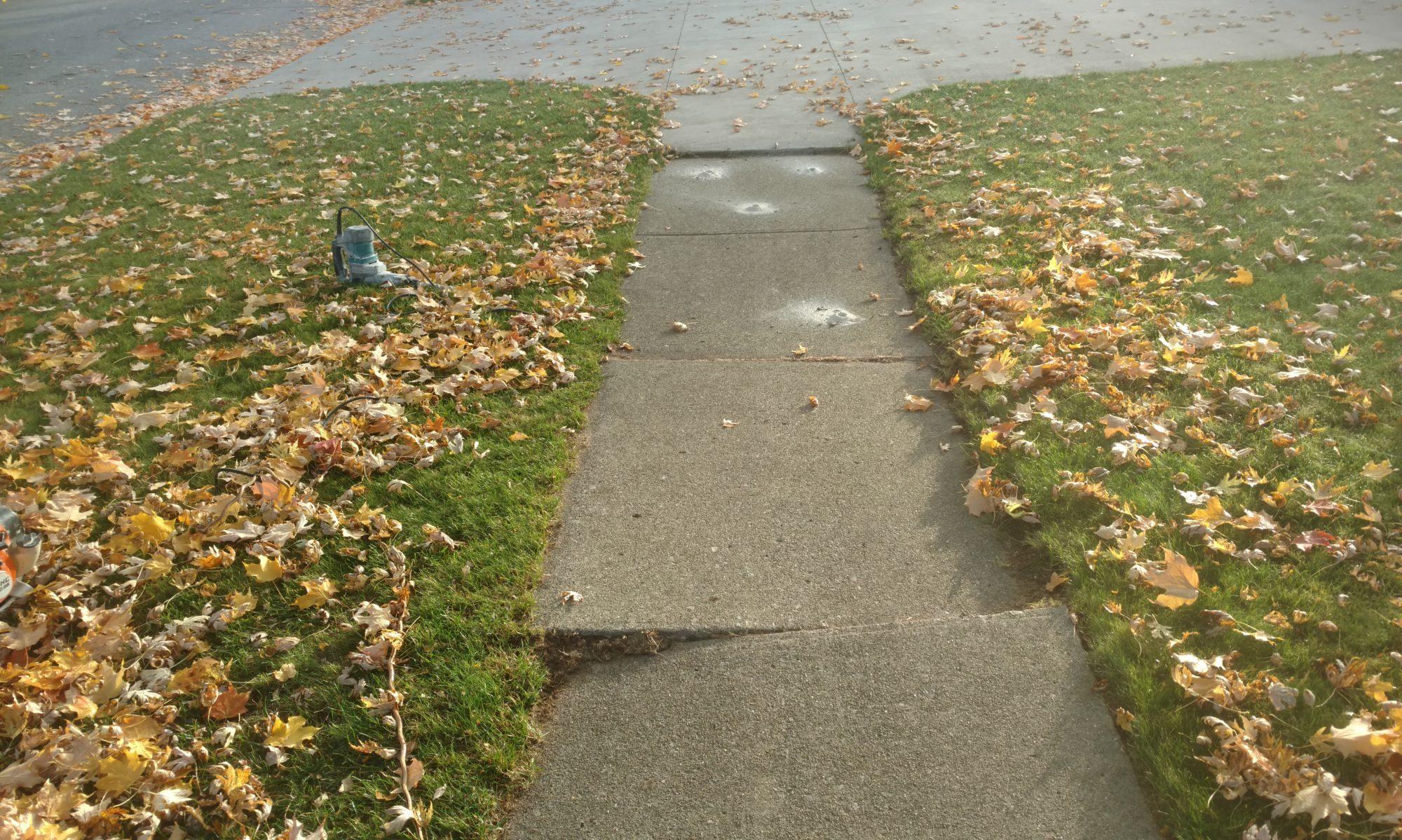 Restore your ugly uneven concrete